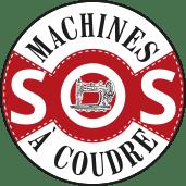 SOS Machines à Coudre Logo