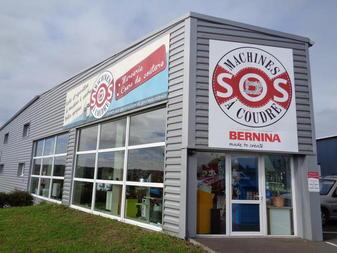 SOS Machines à coudre-magasin Verson-Calvados