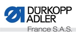 Marque de machine a coudre -Dürkopp-Logo