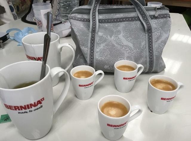 Nos ateliers créatifs du samedi-pause café